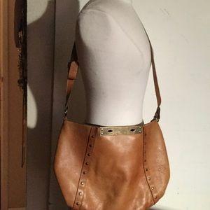 Patricia Nash Benvenuto litalian leather bag